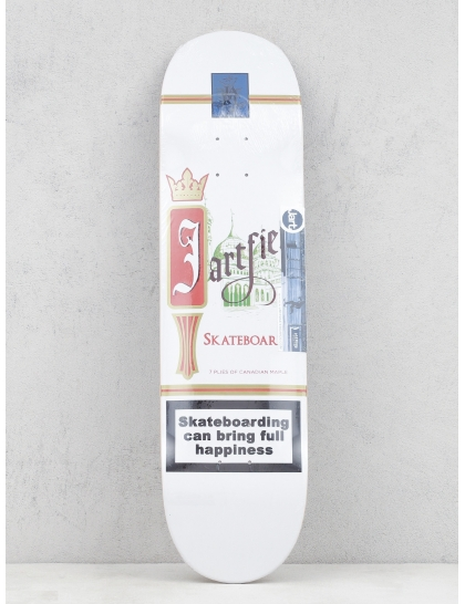 Jart Deck Life (white/red)