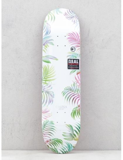 Real Deck Chima Chiller (white/multi)