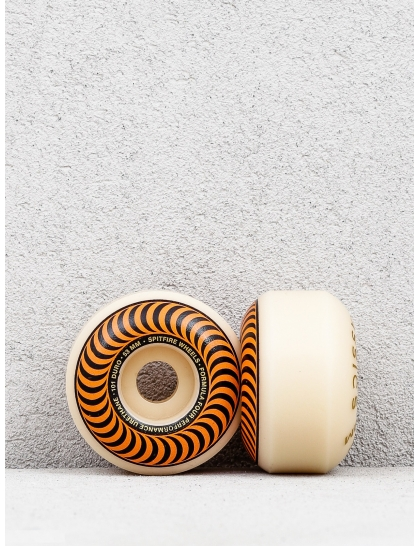 Spitfire Wheels F4 101 Classic (orange/gold)